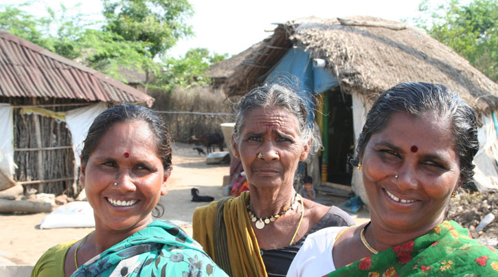 Women join forces in self help group, RRDF ASSIST India